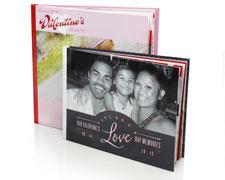 Valentine's Day Photo Book