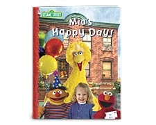 My Happy Day on Sesame Street