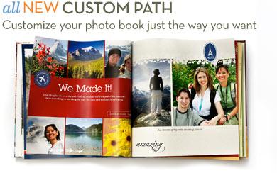 Custom Path